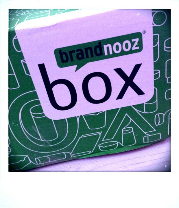brandnooz Box – April 2017